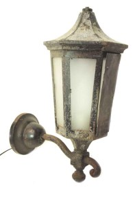 Exterior Wall Lantern Sconce | Olde Good Things