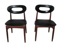 Mid Century Danish Modern Chairs