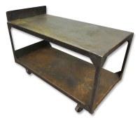 Industrial Metal Rolling Cart | Olde Good Things
