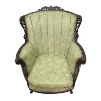 Victorian Floral Chair Set   Olde Good Things