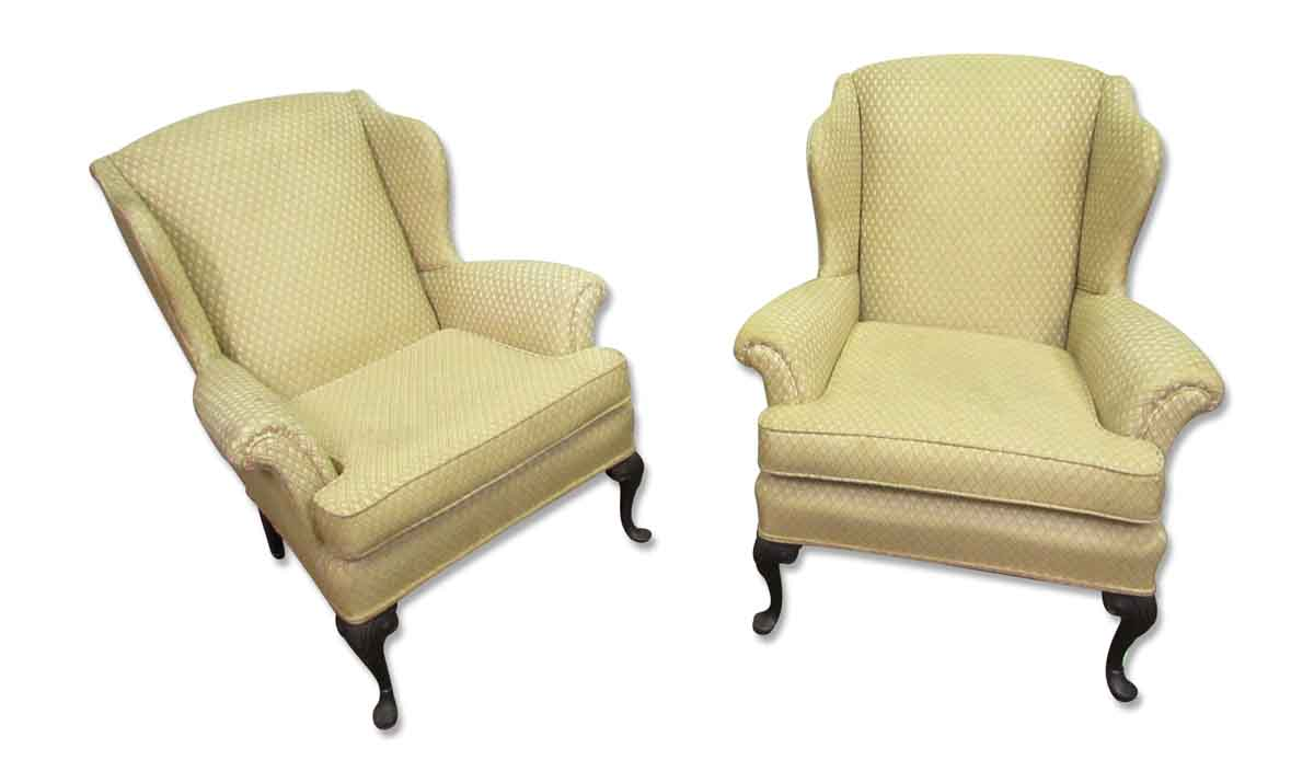 Cream Colored Accent Chairs  Olde Good Things