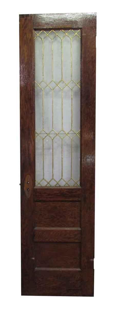 Half Glass Door