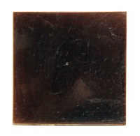 Brown 6 X 6 Square Ceramic Tiles | Olde Good Things