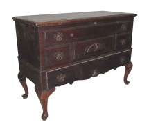 Queen Anne Style Cedar Chest Lane Olde Good