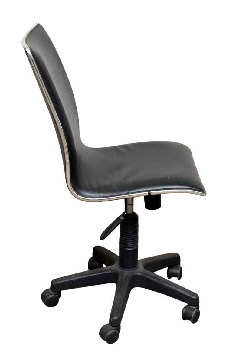 Adjustable Rolling Office Chair  Olde Good Things