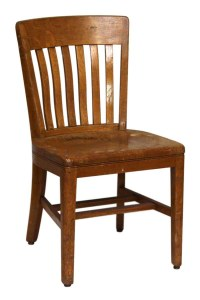 Sikes Solid Wood Office Chair | Olde Good Things