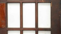 15 Glass Beveled Panel French Door | Olde Good Things