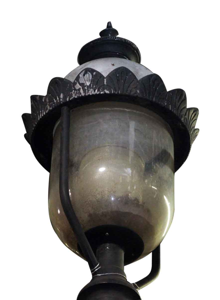 Vintage Set Of Street Lamp Poles Amp Sconces Olde Good Things