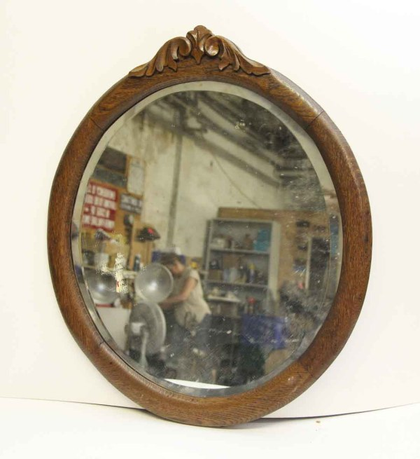Round Antique Mirror Frames