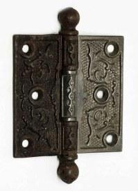 Antique Cast Iron Hinge | Olde Good Things