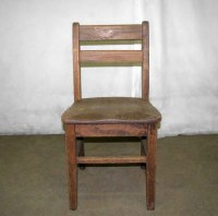 Antique High Back Chair | Antique Furniture