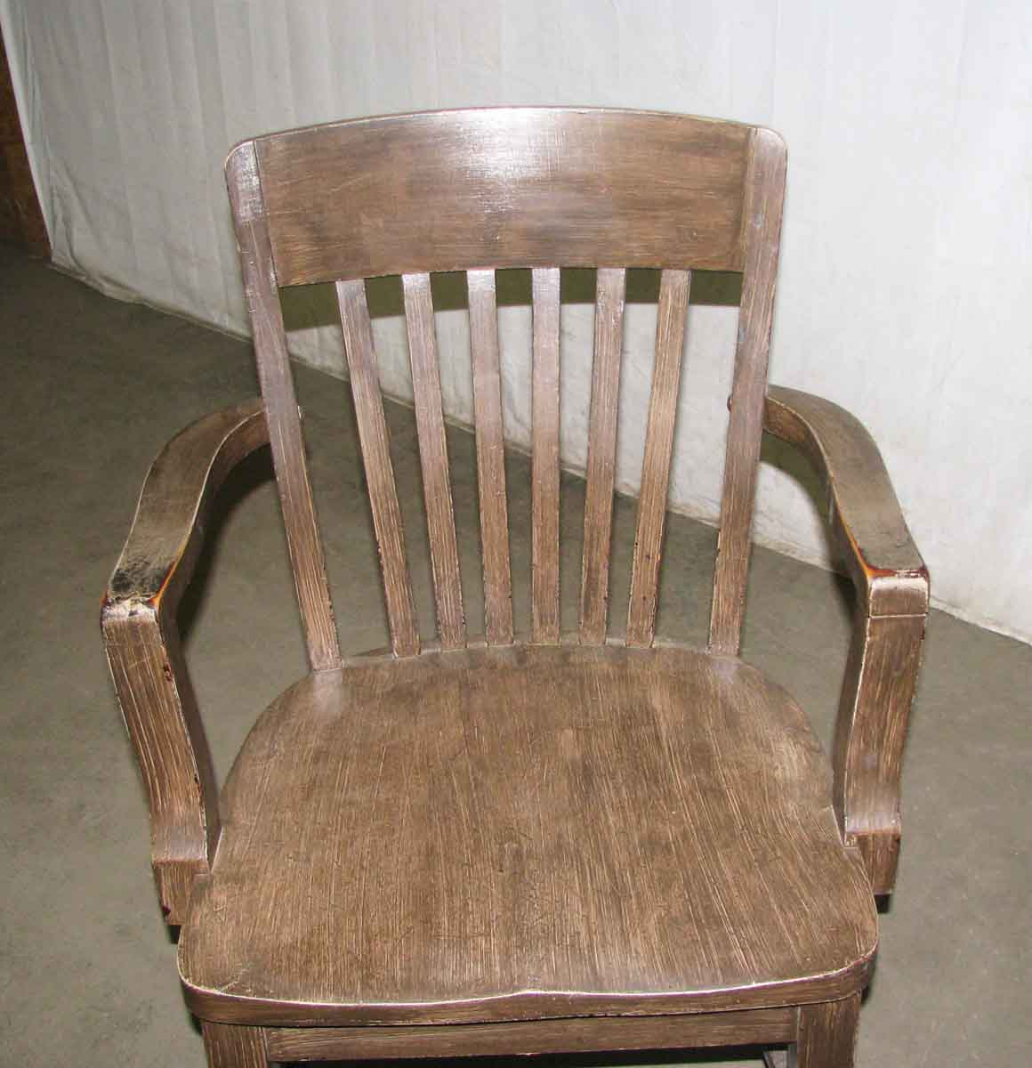 Wood Bankers Chair Wooden Bankers Chair With Arms Olde Good Things