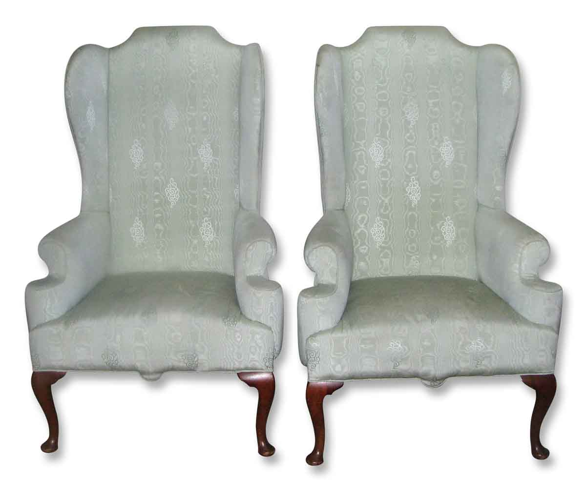 Wing Back Chairs Georgian Wing Back Chairs