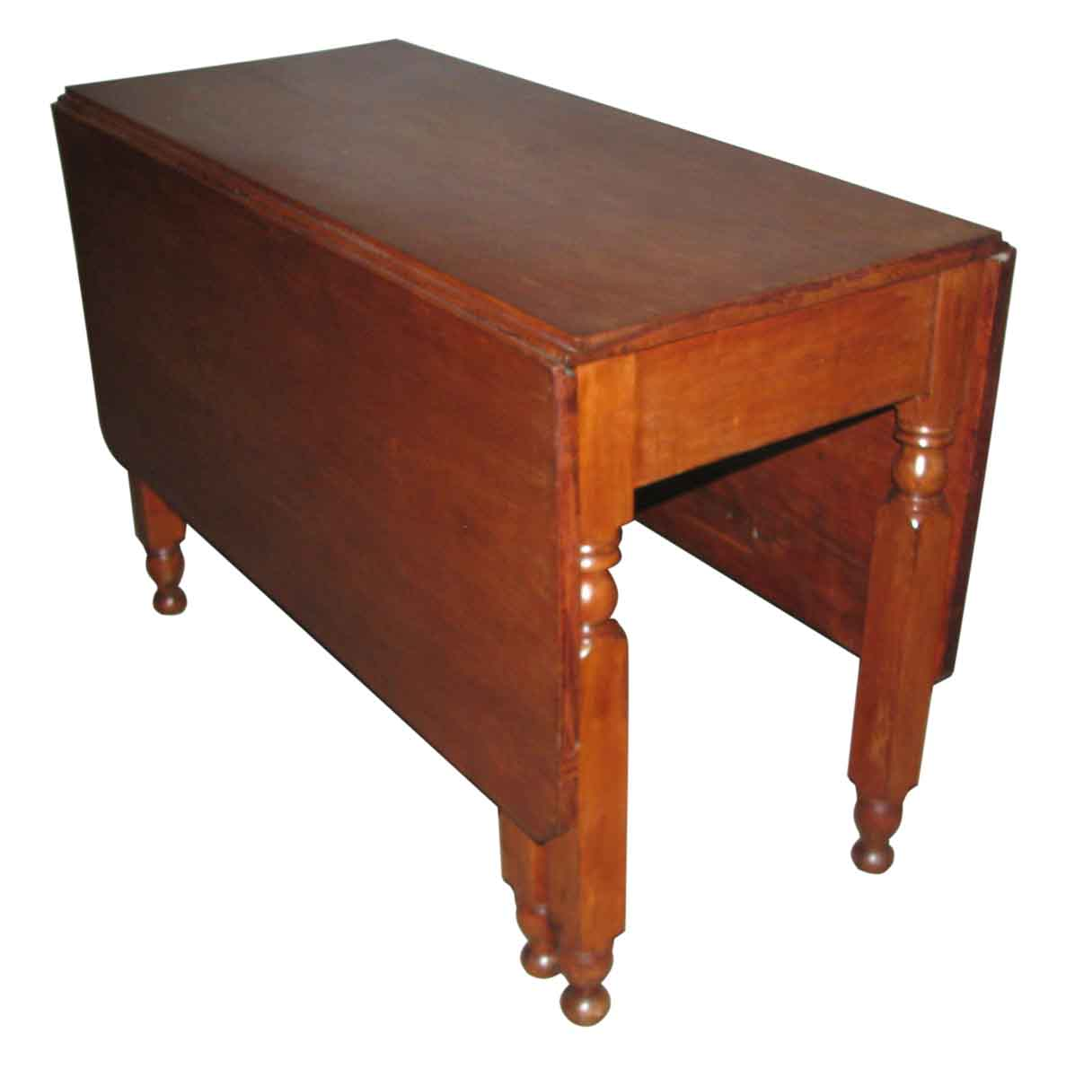 drop leaf white kitchen table make up air for residential hoods american style cherry olde good things
