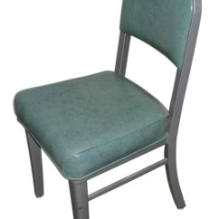 Steelcase Vintage Chair Dx Razor Green Olde Good Things Seating