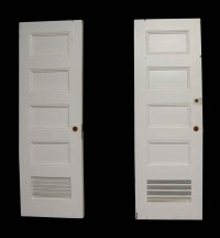 Pair of Vented Doors