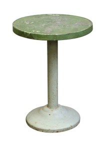 French Metal Bistro Table Olde Good