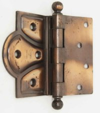 Antique Copper Plated Butterfly Hinge | Olde Good Things
