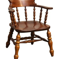 Captains Chair Thomasville Cane Back Dining Room Chairs Vintage Cherry By L J G Stickley Olde Good Things Seating