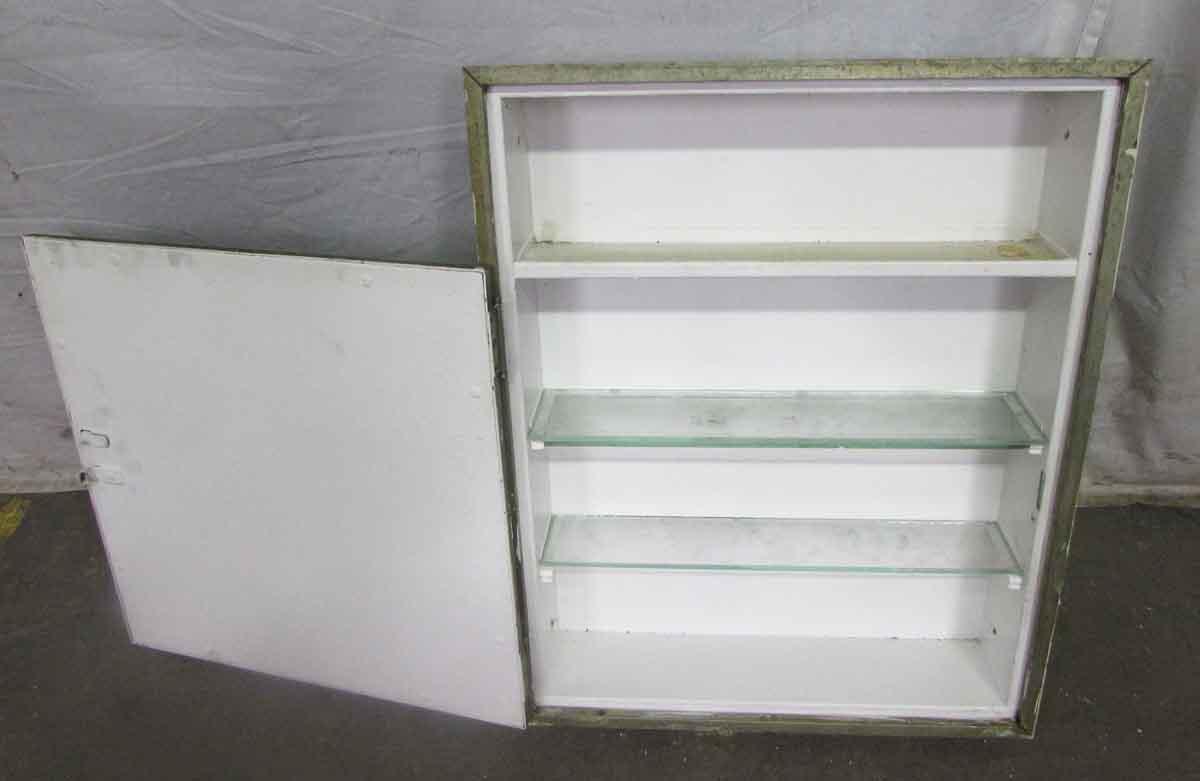 Vintage Recessed Medicine Cabinet  Olde Good Things
