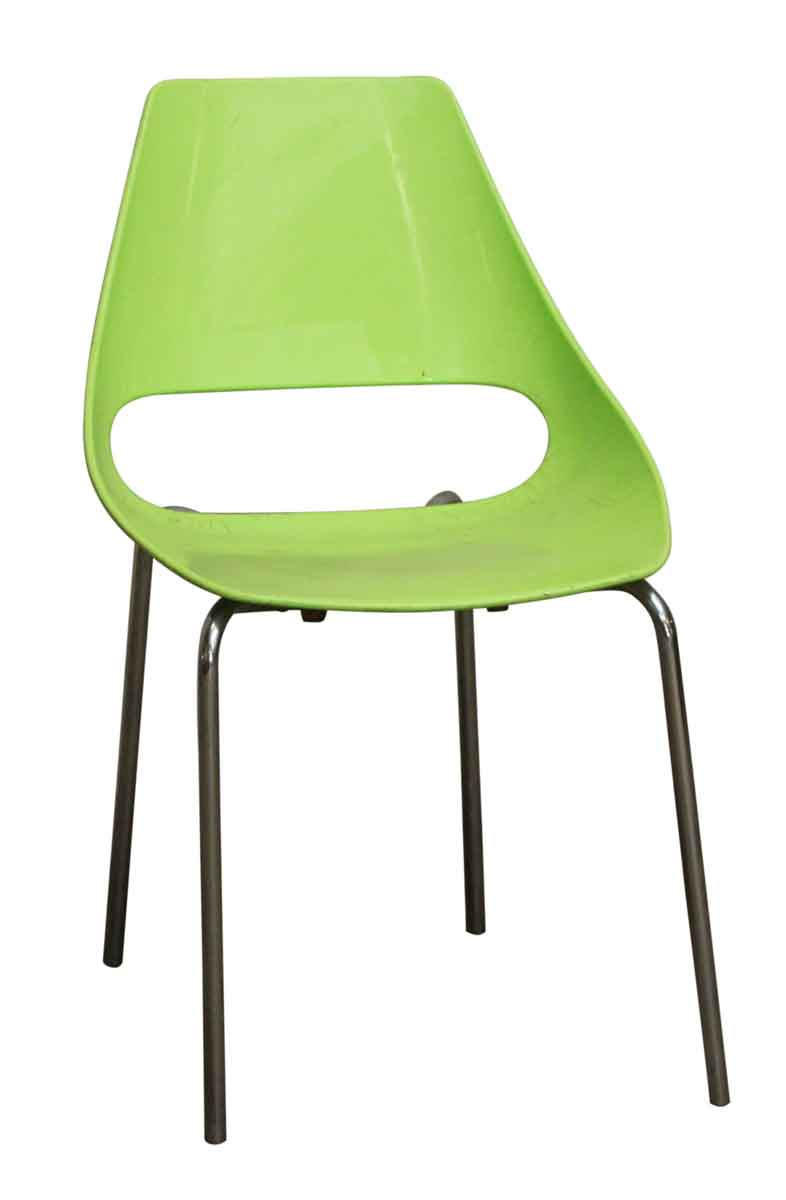 Lime Green Chairs Modern Metalmobil Echo Lime Green Chair