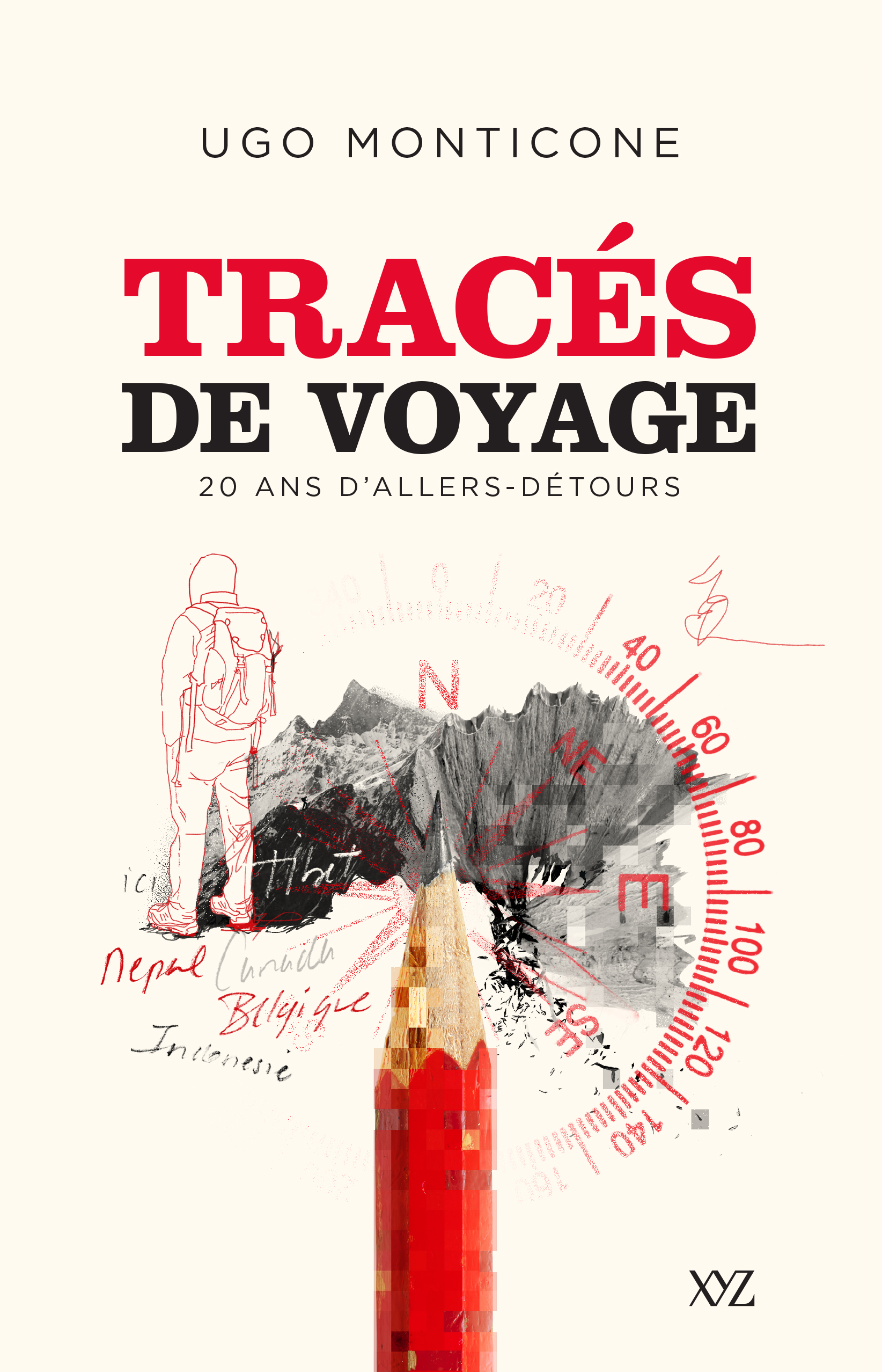 Je Reviens D'un Long Voyage : reviens, voyage, Tracés, Voyage, Monticone, écrivain, Conférencier