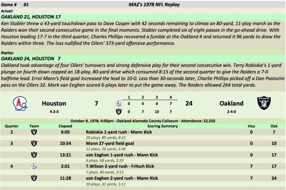 Game 81 Hou at Oak
