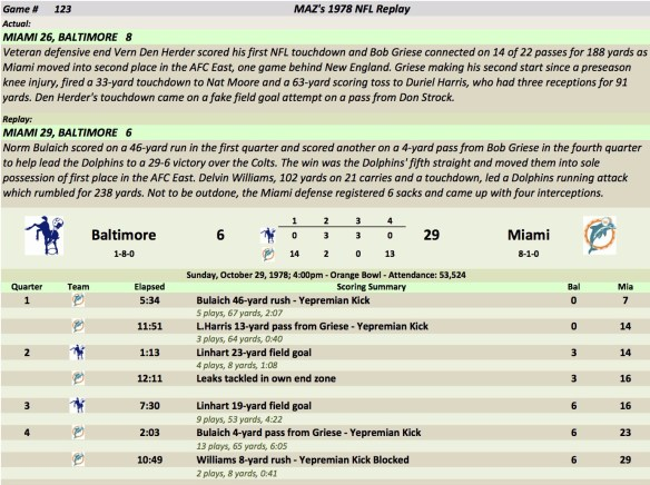 Game 123 Bal at Mia