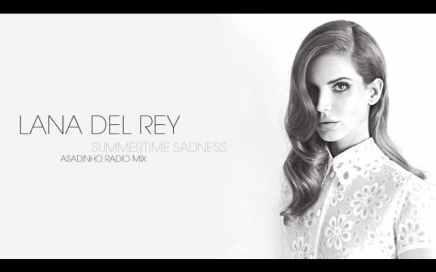 Lana del Rey – Summertime Sadness (Asadinho Main Vocal Mix)