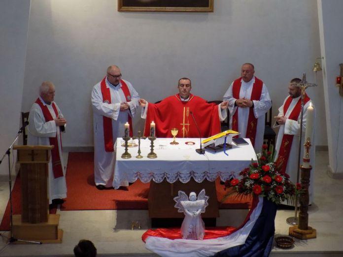 Ogulin.eu U Saborskom obilježen dan župe i župni patron sv. Ivan Nepomuk