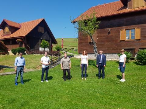 """Ogulin.eu Predstavljen standard kvalitete """"Bed&Bike"""" za smještajne objekte na području Karlovačke županije"""