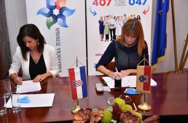 Ogulin.eu Karlovačka županija jedna od rijetkih prepoznala važnost subvencioniranja obrtnih sredstava