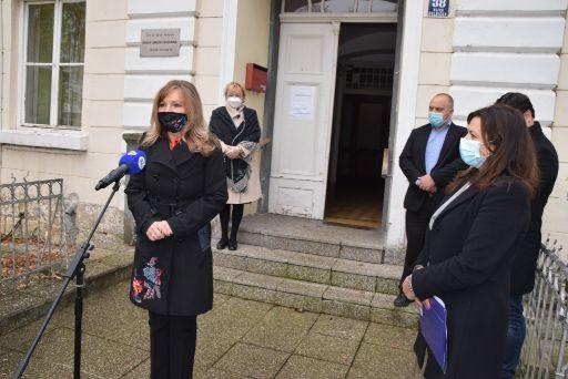 Ogulin.eu Ogulinskom Domu za starije i nemoćne biskup Srećko Badurina EU sredstava vrijedna skoro 7 milijuna kuna