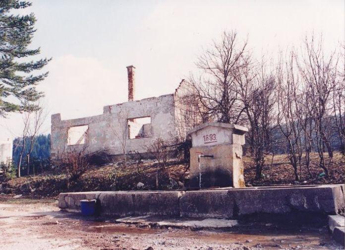 Ogulin.eu Pamtimo s tugom i ponosom: Saborsko, 12. studeni 1991.