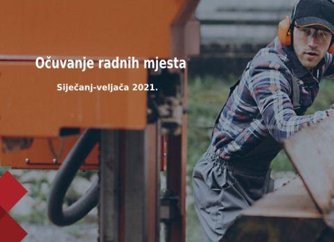Ogulin.eu Nova mjera HZZ-a za očuvanje radnih mjesta
