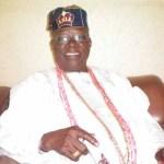 Paramount ruler of Remo Land, Akarigbo