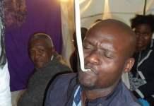 South African preacher Penuel Mnguni