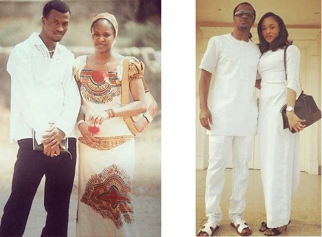 Paul and Anita Okoye