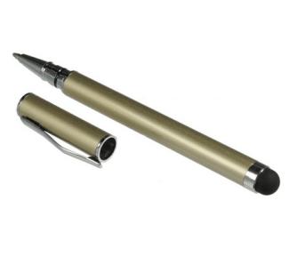 2-in-1 Stylus Pen Gold