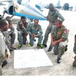 Nigerian Air-force Men