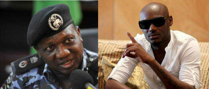 About Tuface nationwide protest tagged One Voice