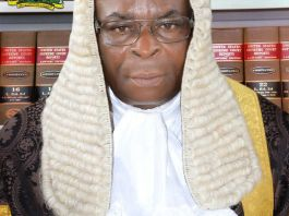 Justice W.S. Nkanu Onnoghen