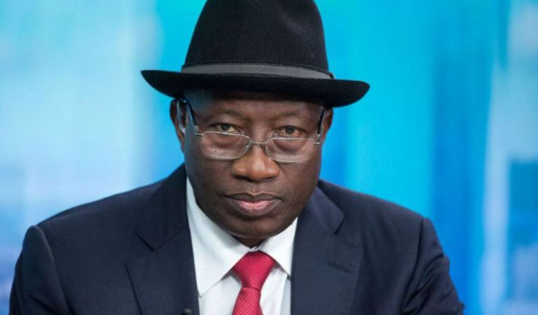 Jonathan denies he refused to allowed the British rescue the Chibok Girls