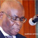 Chief Justice of Nigeria, Justice Onneghen