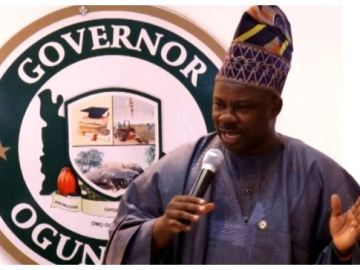 Amosun on new Ogun tax drive