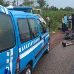 FRSC at Scene of road accident