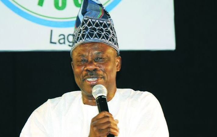 Pray for me to end well, Amosun begs Ogun people