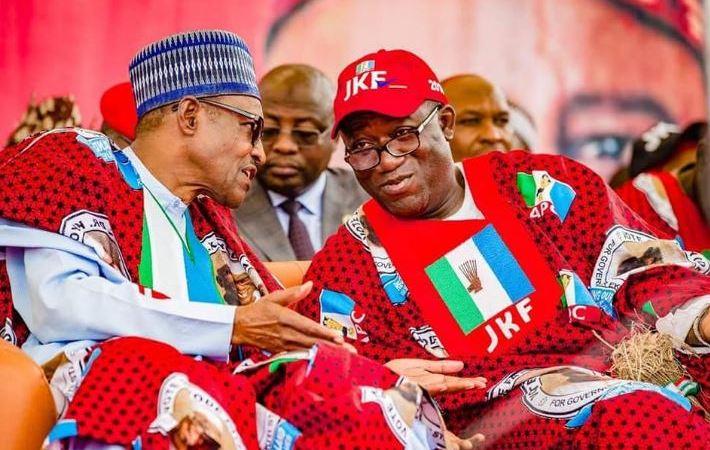 Bamidele praises Buhari, Tinubu, Voters on Ekiti Election