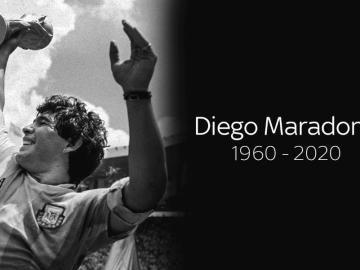 Aegentina soccer legend, Deigo Maradona