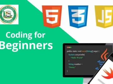 Image about learning to code by Ogun teachers